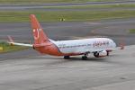 ワイエスさんが、中部国際空港で撮影したチェジュ航空 737-83Nの航空フォト(写真)