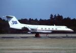 tassさんが、成田国際空港で撮影したTransindo G-1159A Gulfstream IIIの航空フォト(飛行機 写真・画像)