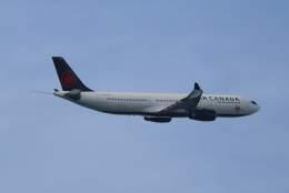 imosaさんが、羽田空港で撮影したエア・カナダ A330-343Xの航空フォト(飛行機 写真・画像)