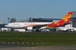 tassさんが、成田国際空港で撮影した香港航空 A330-223の航空フォト(飛行機 写真・画像)