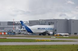 Airliners Freakさんが、ハンブルク・フィンケンヴェルダー空港 で撮影したエアバス・トランスポート・インターナショナル A300B4-608STの航空フォト(飛行機 写真・画像)