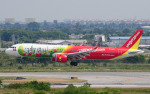 hs-tgjさんが、スワンナプーム国際空港で撮影したベトジェットエア A321-271Nの航空フォト(写真)