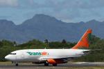 菊池 正人さんが、ダニエル・K・イノウエ国際空港で撮影したトランスエア 737-209/Adv(F)の航空フォト(写真)