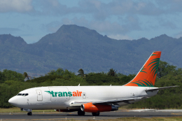 菊池 正人さんが、ダニエル・K・イノウエ国際空港で撮影したトランスエア 737-209/Adv(F)の航空フォト(飛行機 写真・画像)