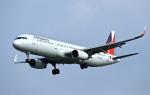 くれないさんが、福岡空港で撮影したフィリピン航空 A321-231の航空フォト(写真)