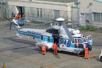 ちゃぽんさんが、羽田空港で撮影した海上保安庁 EC225LP Super Puma Mk2+の航空フォト(飛行機 写真・画像)