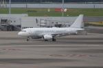 OMAさんが、羽田空港で撮影したノマド・アヴィエーション A319-133X CJの航空フォト(写真)