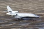 ドリさんが、福島空港で撮影したIQ Air B.V Falcon 900EXの航空フォト(飛行機 写真・画像)