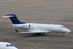 ドリさんが、福島空港で撮影したTVPX ARS INC TRUSTEE CONCORD,MA,US BD-100-1A10 Challenger 300の航空フォト(飛行機 写真・画像)