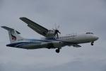JA8037さんが、プーケット国際空港で撮影したバンコクエアウェイズ ATR-72-600の航空フォト(飛行機 写真・画像)