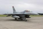 けいとパパさんが、横田基地で撮影したアメリカ空軍 F-16CM-50-CF Fighting Falconの航空フォト(写真)