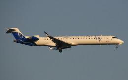 hs-tgjさんが、ドンムアン空港で撮影した華夏航空 CL-600-2D24 Regional Jet CRJ-900LRの航空フォト(飛行機 写真・画像)