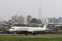 HLeeさんが、台北松山空港で撮影したスターラックス・エアラインズ A321-252NXの航空フォト(飛行機 写真・画像)