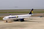 yabyanさんが、中部国際空港で撮影したスカイマーク A330-343Xの航空フォト(飛行機 写真・画像)