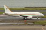 OMAさんが、羽田空港で撮影したコートジボワール政府 A319-133X CJの航空フォト(写真)