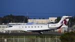 パンダさんが、成田国際空港で撮影したカタール・エグゼクティブ Gulfstream G650ER (G-VI)の航空フォト(写真)