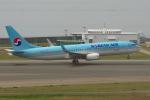 yabyanさんが、中部国際空港で撮影した大韓航空 737-8Q8の航空フォト(飛行機 写真・画像)
