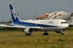 k-spotterさんが、宮古空港で撮影した全日空 767-381/ERの航空フォト(写真)