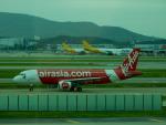 kiyohsさんが、仁川国際空港で撮影したフィリピン・エアアジア A320-214の航空フォト(飛行機 写真・画像)
