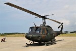 もぐ3さんが、小松空港で撮影した陸上自衛隊 UH-1Jの航空フォト(飛行機 写真・画像)
