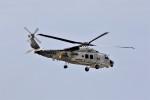 もぐ3さんが、小松空港で撮影した海上自衛隊 SH-60Kの航空フォト(飛行機 写真・画像)