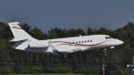 パンダさんが、成田国際空港で撮影したダッソー・アビエーション Falcon 2000EXの航空フォト(写真)