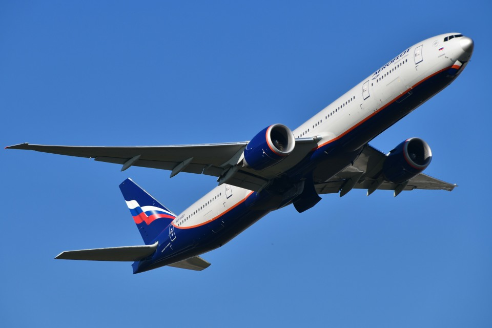 kamerajiijiさんのアエロフロート・ロシア航空 Boeing 777-300 (VQ-BQD) 航空フォト