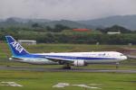 kenzy201さんが、高松空港で撮影した全日空 767-381/ERの航空フォト(写真)