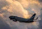 Cygnus00さんが、新千歳空港で撮影したアメリカ企業所有 737-75G BBJの航空フォト(写真)