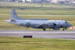 チャッピー・シミズさんが、嘉手納飛行場で撮影したアメリカ海軍 EP-3E Orion (ARIES II)の航空フォト(飛行機 写真・画像)