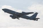 チャッピー・シミズさんが、嘉手納飛行場で撮影したアメリカ空軍 KC-135T Stratotanker (717-148)の航空フォト(飛行機 写真・画像)