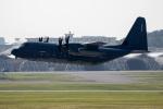 チャッピー・シミズさんが、嘉手納飛行場で撮影したアメリカ空軍 MC-130J Herculesの航空フォト(飛行機 写真・画像)
