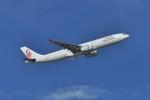 kumagorouさんが、那覇空港で撮影した香港ドラゴン航空 A330-342の航空フォト(飛行機 写真・画像)