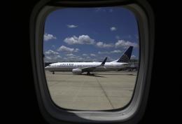 BOSTONさんが、オヘア国際空港で撮影したユナイテッド航空 737-924/ERの航空フォト(飛行機 写真・画像)