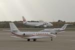 syo12さんが、函館空港で撮影した朝日航洋 680 Citation Sovereignの航空フォト(写真)