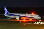 Yusuke✈︎さんが、熊本空港で撮影した全日空 787-9の航空フォト(写真)