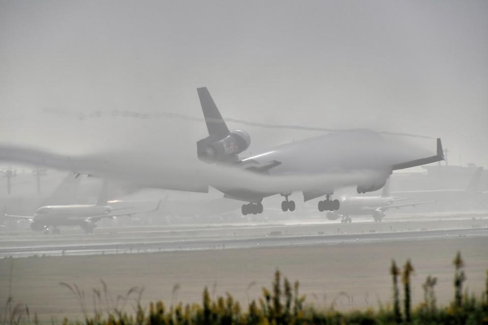 kamerajiijiさんのフェデックス・エクスプレス McDonnell Douglas MD-11 (N613FE) 航空フォト