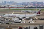 幹ポタさんが、羽田空港で撮影したカタールアミリフライト 747-8KB BBJの航空フォト(写真)