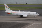 OMAさんが、羽田空港で撮影したニジェール政府 737-75U BBJの航空フォト(飛行機 写真・画像)