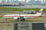 幹ポタさんが、羽田空港で撮影したプレジデンシャル・フライト 777-2AN/ERの航空フォト(写真)
