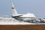 幹ポタさんが、広島空港で撮影したオマーン・ロイヤル・フライト 747SP-27の航空フォト(写真)