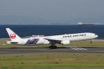 yabyanさんが、中部国際空港で撮影した日本航空 777-346/ERの航空フォト(写真)