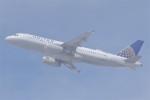 masa707さんが、ロサンゼルス国際空港で撮影したユナイテッド航空 A320-232の航空フォト(飛行機 写真・画像)