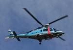 だいまる。さんが、岡南飛行場で撮影した岡山県警察 A109E Powerの航空フォト(飛行機 写真・画像)