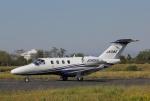 だいまる。さんが、岡南飛行場で撮影したジャプコン 525 Citation M2の航空フォト(飛行機 写真・画像)