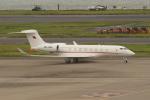 OMAさんが、羽田空港で撮影したバーレーン王室航空 G-IV Gulfstream IV-SPの航空フォト(写真)