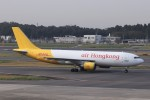 KAZFLYERさんが、成田国際空港で撮影したエアー・ホンコン A300F4-605Rの航空フォト(飛行機 写真・画像)