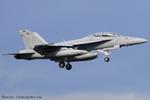Chofu Spotter Ariaさんが、厚木飛行場で撮影したアメリカ海軍 F/A-18F Super Hornetの航空フォト(飛行機 写真・画像)