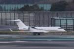 KAZFLYERさんが、成田国際空港で撮影したWILMINGTON TRUST CO TRUSTEE BD-700-1A10 Global 6000の航空フォト(飛行機 写真・画像)