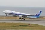 HEATHROWさんが、神戸空港で撮影した全日空 777-281の航空フォト(写真)